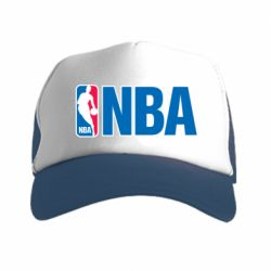 Кепка-тракер NBA Logo - FatLine
