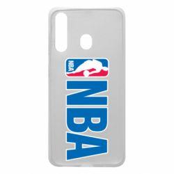 Чехол для Samsung A60 NBA Logo