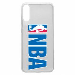 Чехол для Samsung A70 NBA Logo