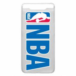 Чехол для Samsung A80 NBA Logo
