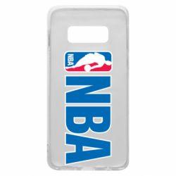 Чехол для Samsung S10e NBA Logo