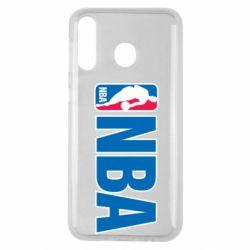Чехол для Samsung M30 NBA Logo