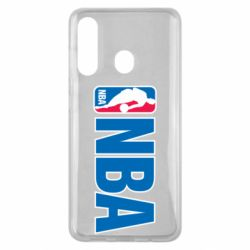 Чехол для Samsung M40 NBA Logo
