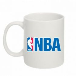 Кружка 320ml NBA Logo - FatLine