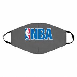 Маска для лица NBA Logo
