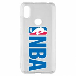 Чохол для Xiaomi Redmi S2 NBA Logo