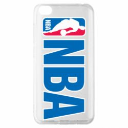 Чохол для Xiaomi Redmi Go NBA Logo
