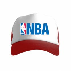 Детская кепка-тракер NBA Logo