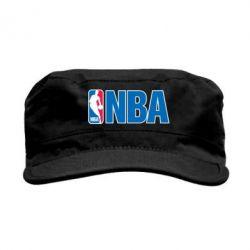 Кепка милитари NBA Logo