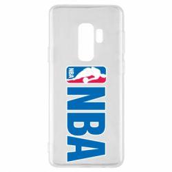 Чехол для Samsung S9+ NBA Logo
