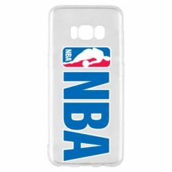 Чехол для Samsung S8 NBA Logo
