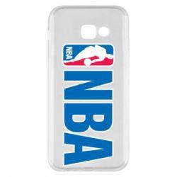 Чехол для Samsung A5 2017 NBA Logo