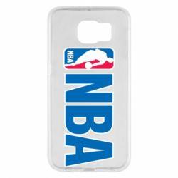 Чехол для Samsung S6 NBA Logo