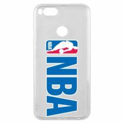 Чохол для Xiaomi Mi A1 NBA Logo