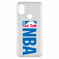 Чохол для Xiaomi Mi A2 NBA Logo