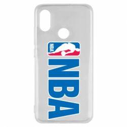 Чохол для Xiaomi Mi8 NBA Logo