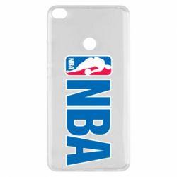Чохол для Xiaomi Mi Max 2 NBA Logo