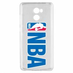 Чохол для Xiaomi Redmi 4 NBA Logo