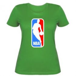 Женская футболка NBA - FatLine