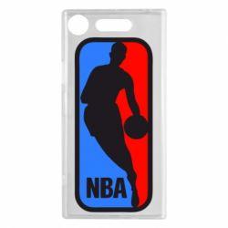 Чехол для Sony Xperia XZ1 NBA - FatLine