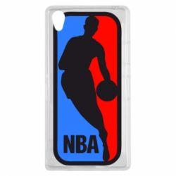 Чехол для Sony Xperia Z1 NBA - FatLine