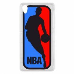 Чехол для Sony Xperia Z2 NBA - FatLine