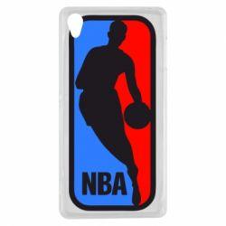 Чехол для Sony Xperia Z3 NBA - FatLine