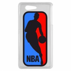 Чехол для Sony Xperia Z3 mini NBA - FatLine