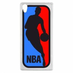 Чехол для Sony Xperia Z5 NBA - FatLine