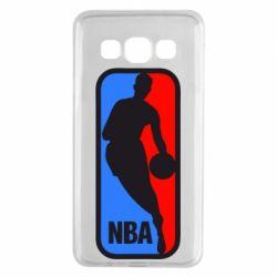 Чехол для Samsung A3 2015 NBA - FatLine