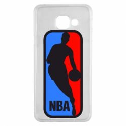 Чехол для Samsung A3 2016 NBA - FatLine