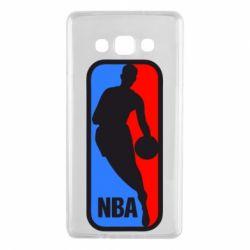 Чехол для Samsung A7 2015 NBA - FatLine