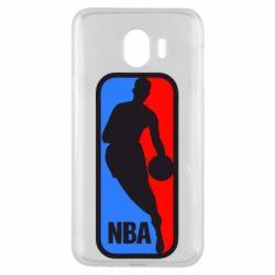 Чехол для Samsung J4 NBA - FatLine