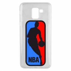 Чехол для Samsung J6 NBA - FatLine