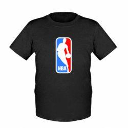 Детская футболка NBA - FatLine