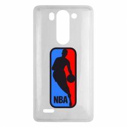 Чехол для LG G3 mini/G3s NBA - FatLine
