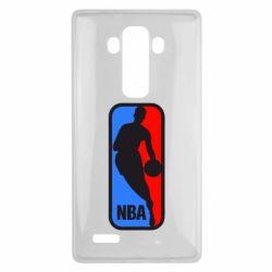 Чехол для LG G4 NBA - FatLine