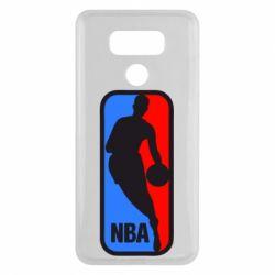 Чехол для LG G6 NBA - FatLine