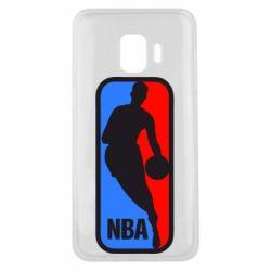 Чехол для Samsung J2 Core NBA - FatLine
