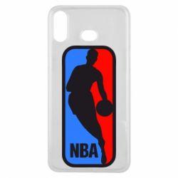 Чехол для Samsung A6s NBA - FatLine