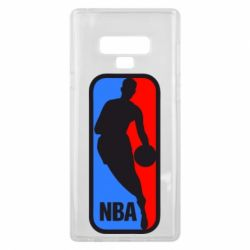 Чехол для Samsung Note 9 NBA - FatLine