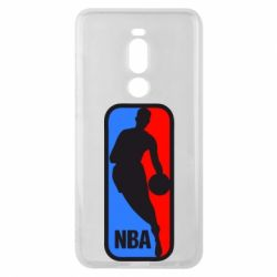 Чехол для Meizu Note 8 NBA - FatLine