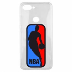 Чехол для Xiaomi Mi8 Lite NBA - FatLine