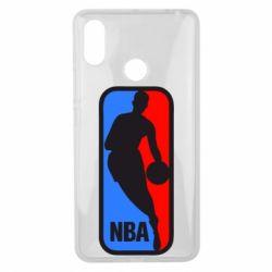 Чехол для Xiaomi Mi Max 3 NBA - FatLine