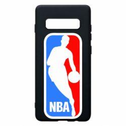 Чохол для Samsung S10+ NBA