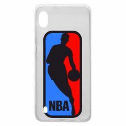 Чохол для Samsung A10 NBA