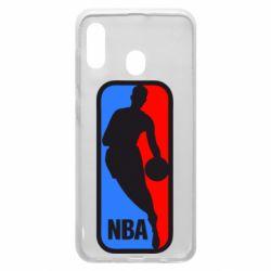 Чохол для Samsung A20 NBA