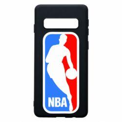 Чохол для Samsung S10 NBA