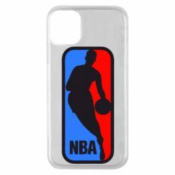 Чохол для iPhone 11 Pro NBA