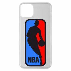 Чохол для iPhone 11 Pro Max NBA